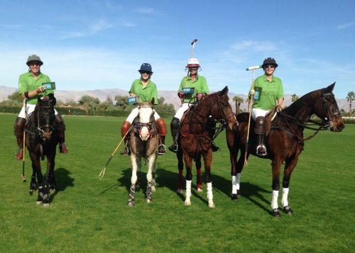 1-Goal Desert Challenge Buffalos: Cameron Smith, Kim Kelly, Dayelle Fargey, Eileen Duffy