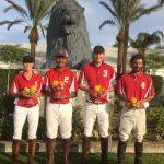 Hanalei Bay Wins 4-Goal Desert Challenge