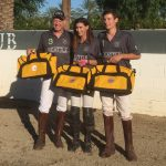 Seattle Polo Team Wins A Flight in the Thanksgiving Arena Tournament