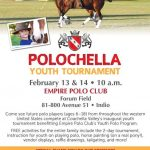 Polochella Youth Tournament on Feb. 13 & 14th, 2016